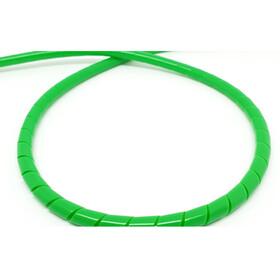 capgo Blue Line Spiral Hose Ø4,8/6mm 2m, neon green